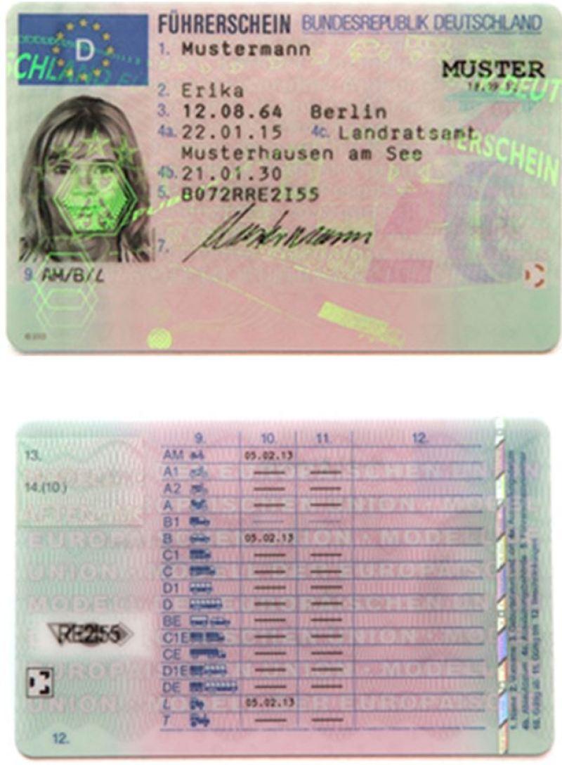 Wie Sieht Der Neue Führerschein Aus